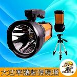 LED手電筒 398H G2-200 72W手提燈 (太陽黃光)